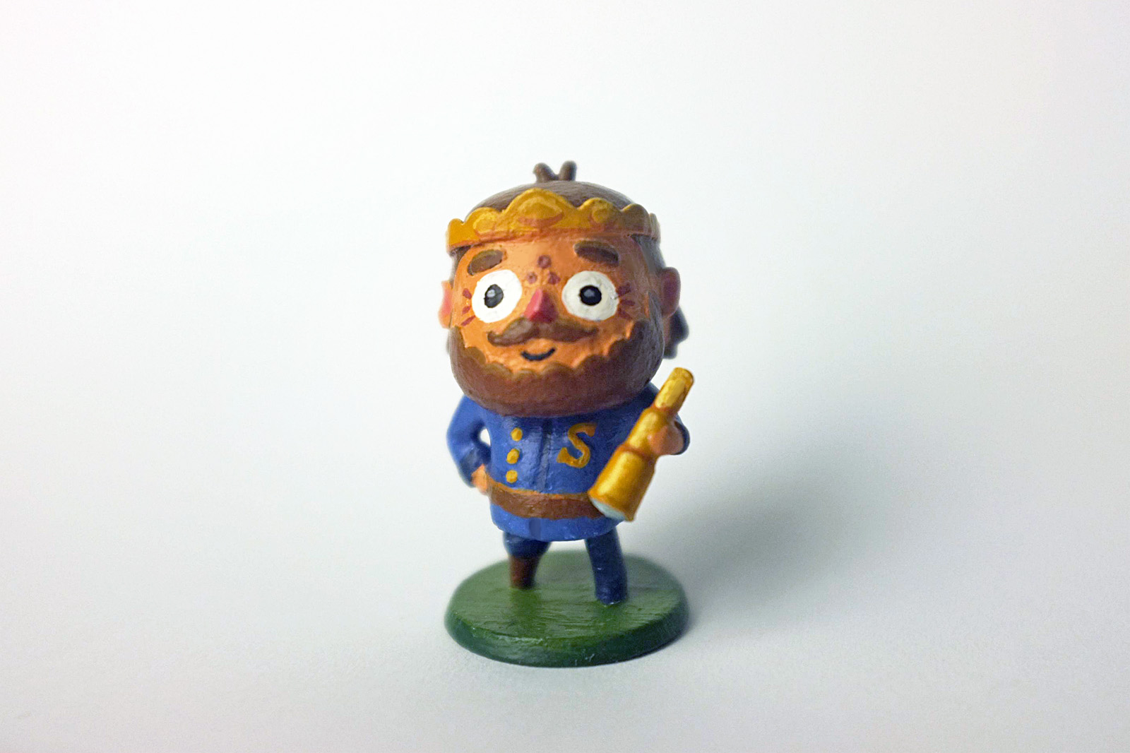 Seabeard Painted